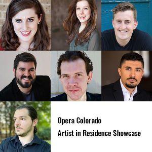 More Info for Artist in Residence Showcase