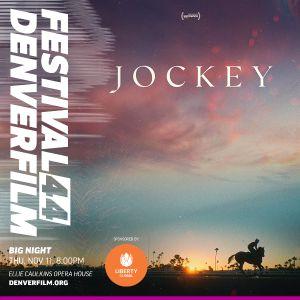 More Info for Denver Film Festival: Jockey