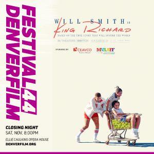 More Info for Denver Film Festival: King Richard