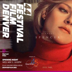More Info for Denver Film Festival: Spencer