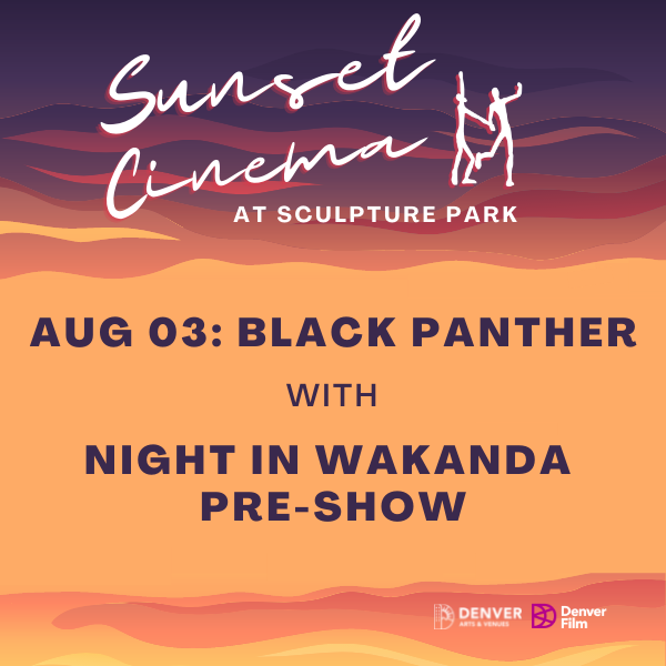 More Info for Sunset Cinema: Black Panther