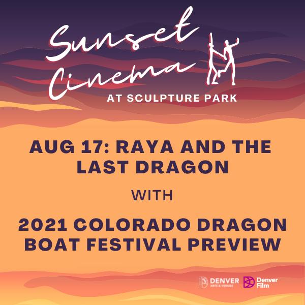 More Info for Sunset Cinema: Raya and The Last Dragon