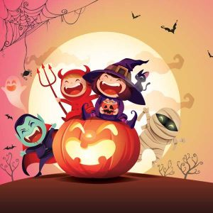 More Info for Halloween Spooktacular!